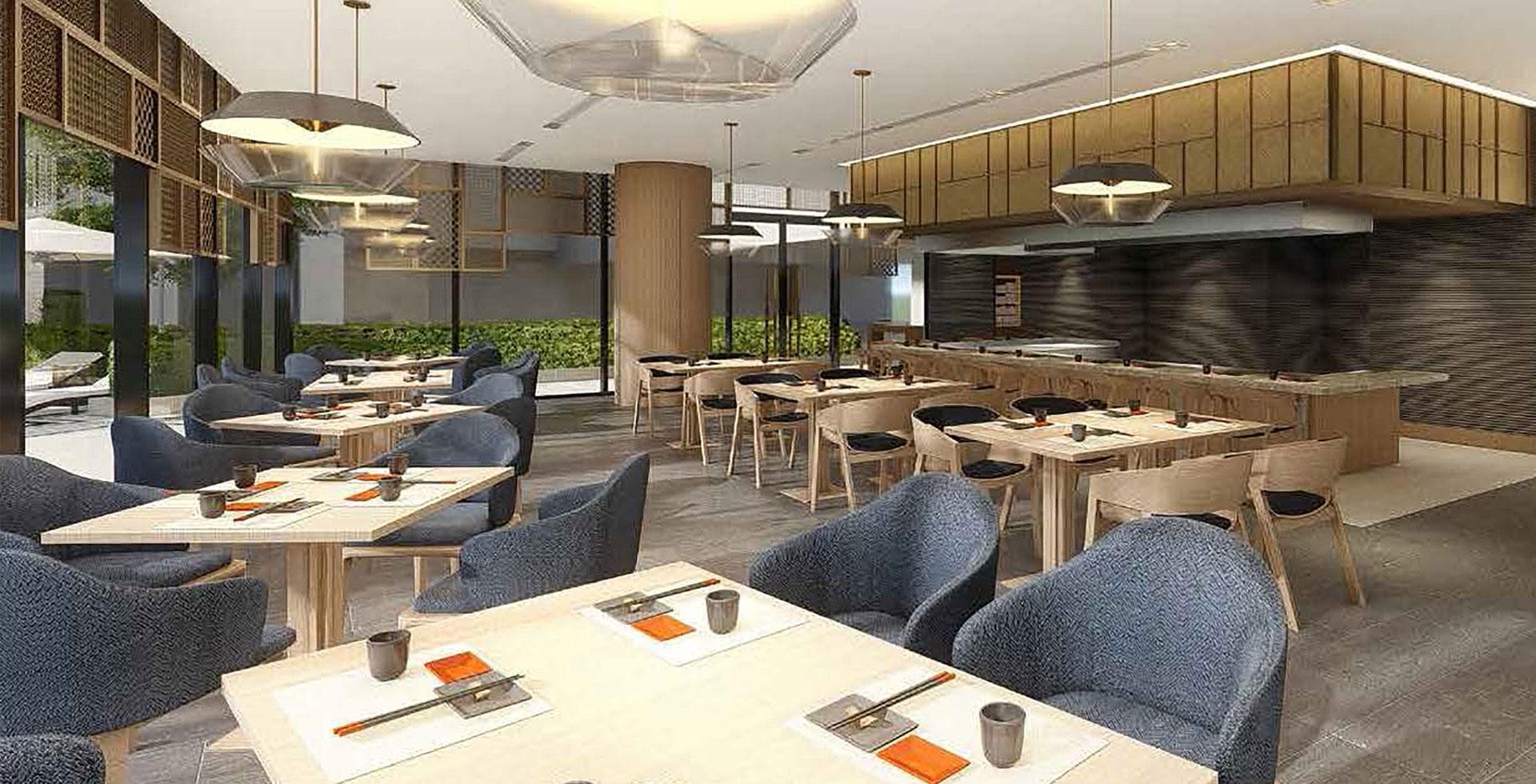 The Lotus Oriental Restaurants