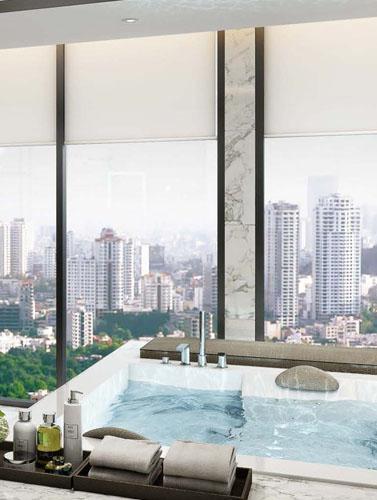 Luxury bath amenities