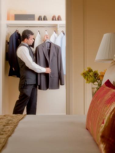 Express laundry service