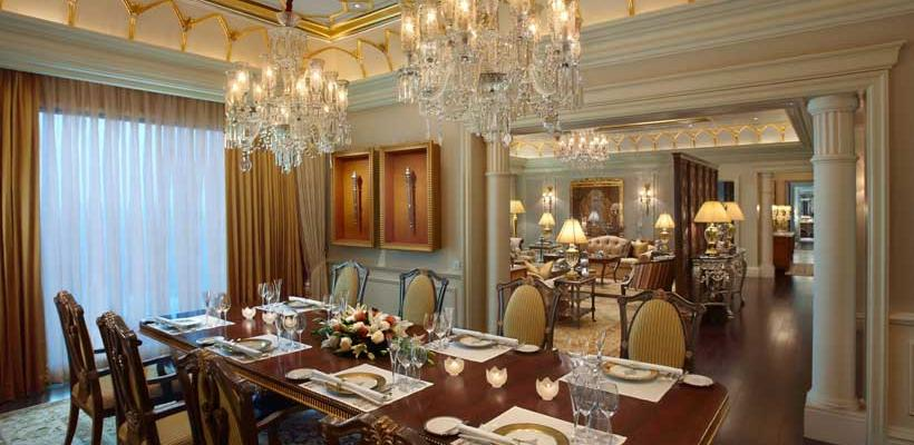 5 star hotels packages